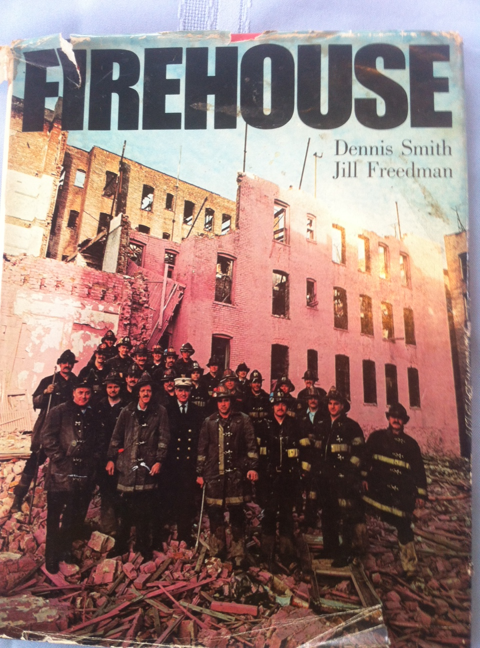 Book Review Report From Engine Company 82 By Dennis
