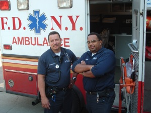 PArtners are important in EMS
